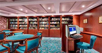 The Card and Room and the Library