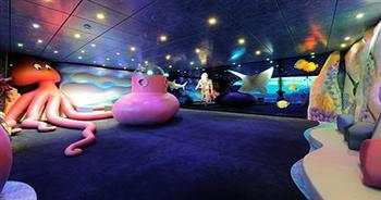Underwater World Children Playroom