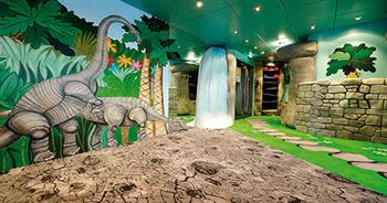 I dinosauri Children Playroom