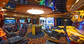 Video Games Arcade