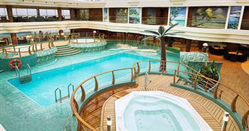 L'Equatore Covered Pool