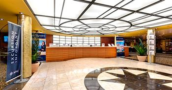 Shore Excursions Office