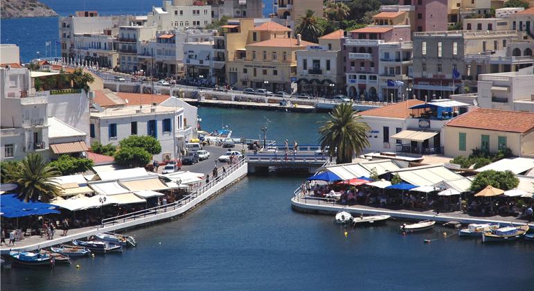Kréta-Agios Nikolaos
