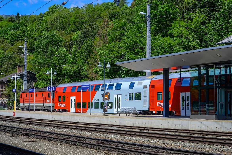 Semmering csodái - Payerbach vasútállomás