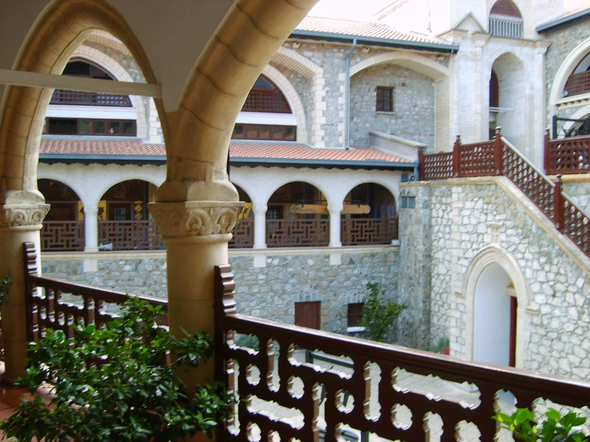 Kykkos kolostor / Ciprus