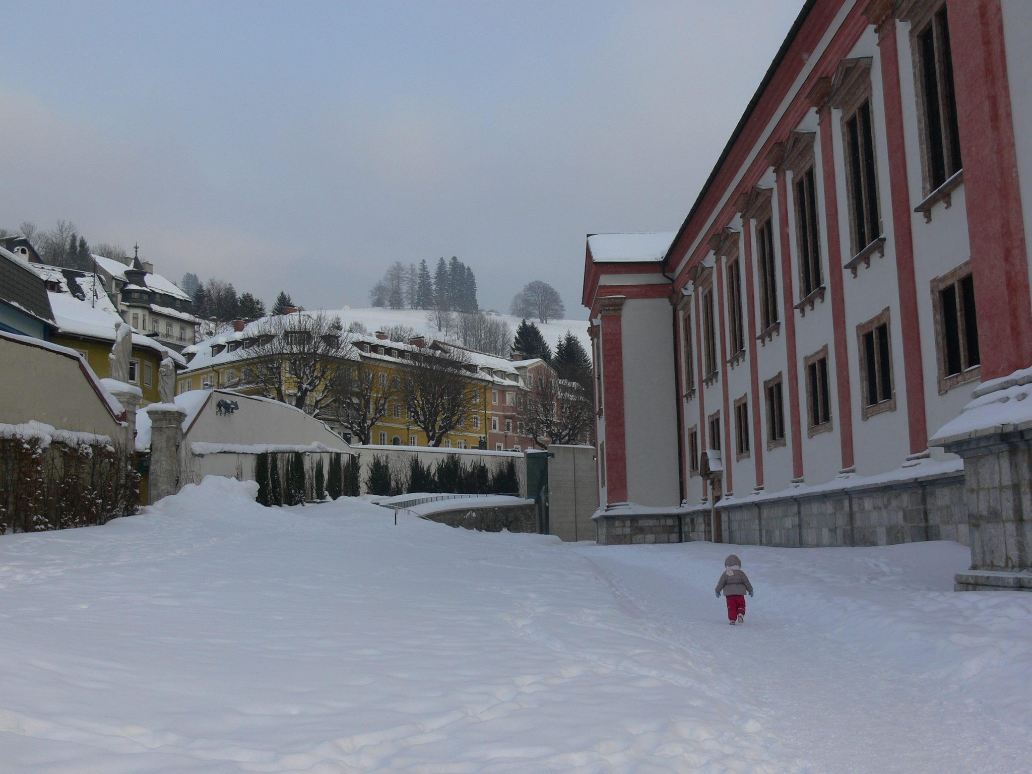 Bazilika, Mariazell