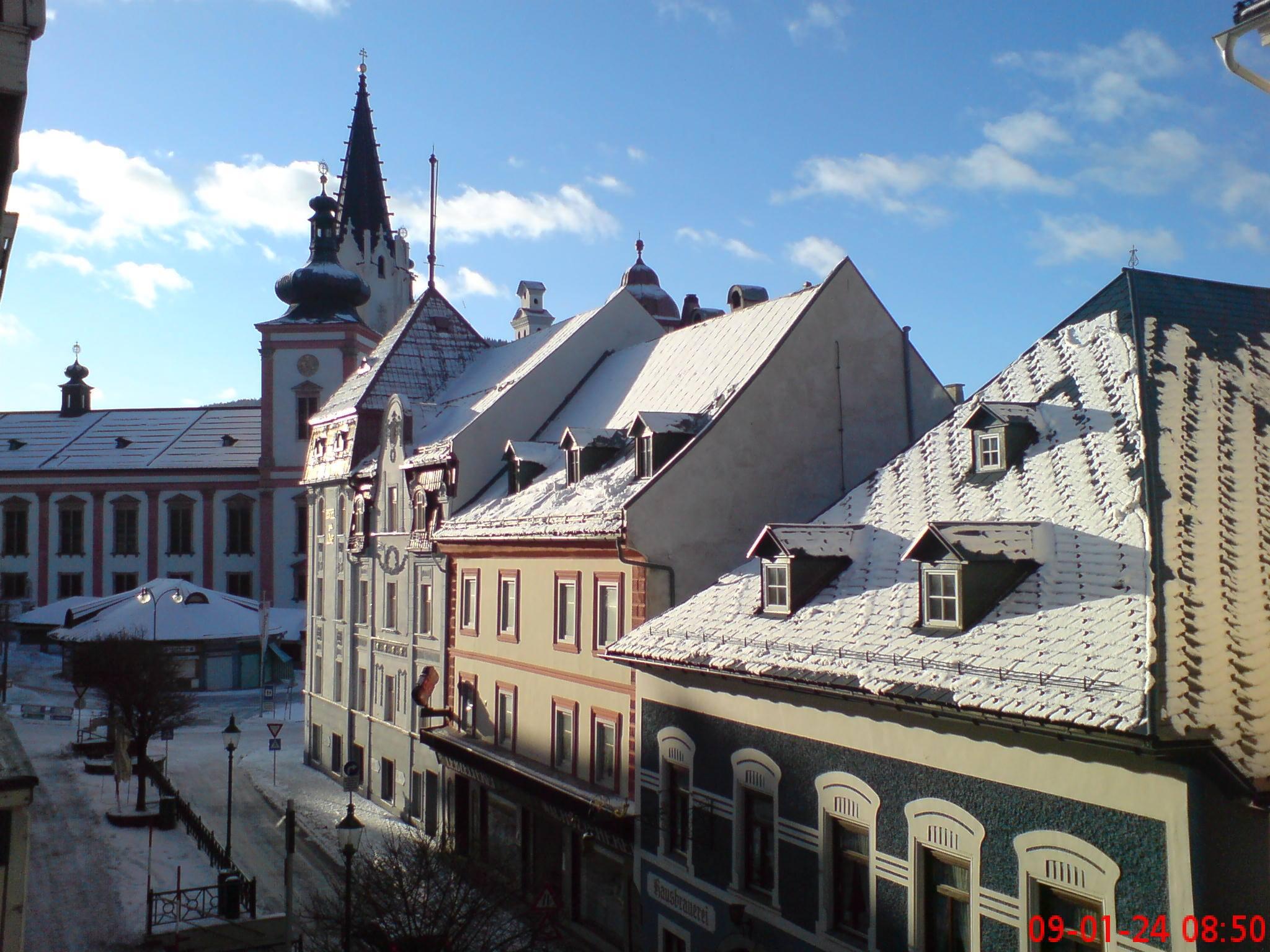 Mariazell, Ausztria