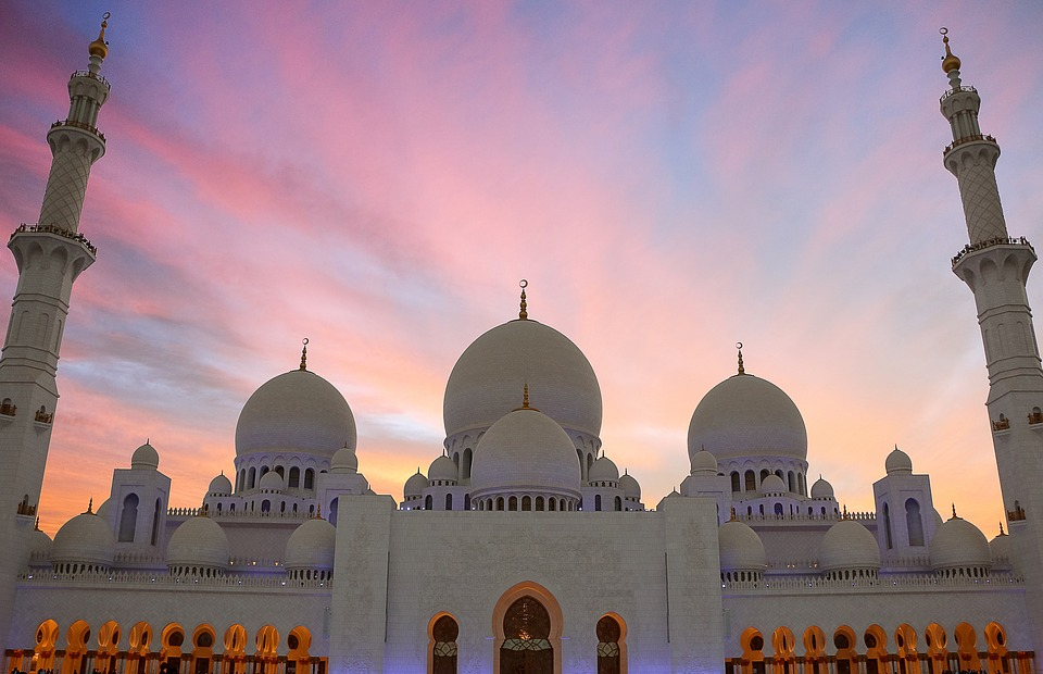 Sheikh Zayed Mecset