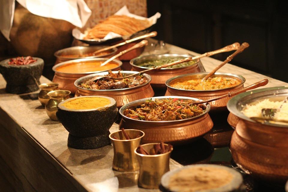 Indiai ételek