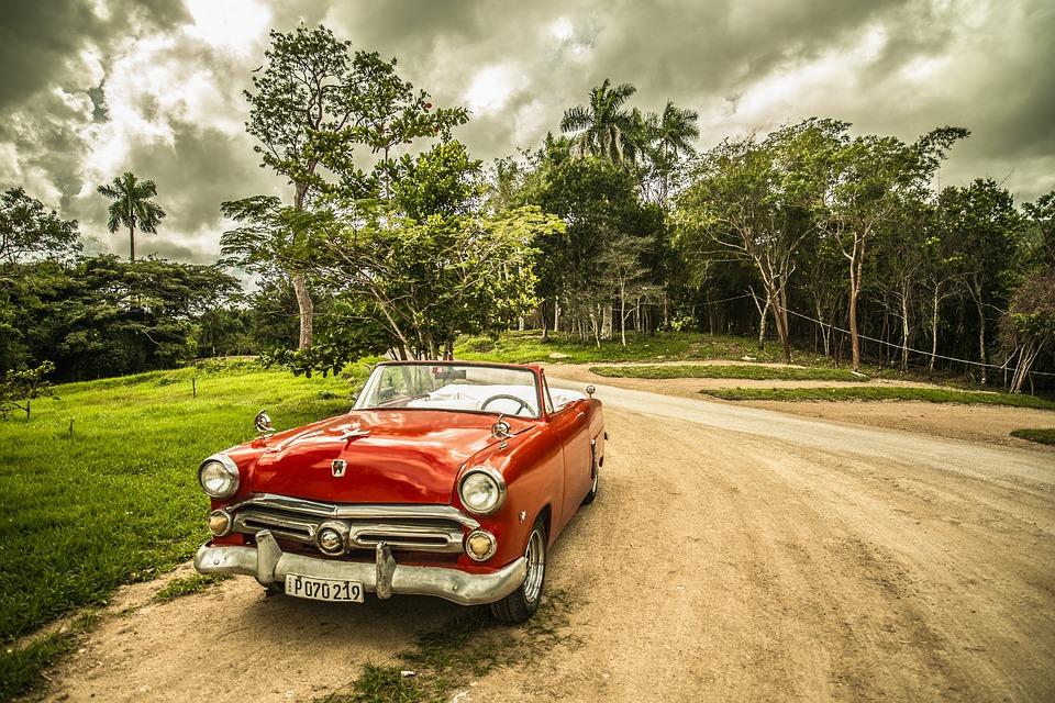 Kubai autók