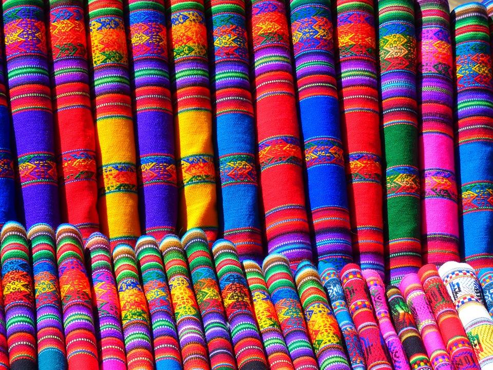 Mexikói színesáru