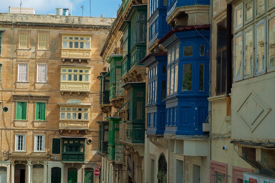 Málta utcái