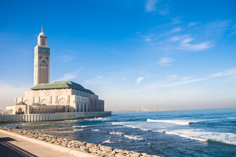 Casablanca mecset