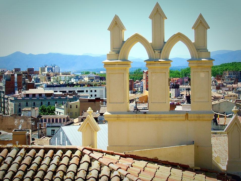 Girona óváros
